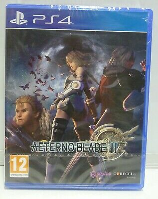Aeterno Blade Ii 2 Ps4 Videogioco Playstation 4 New Sealed Pal