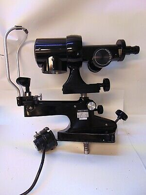 Bausch & Lomb Keratometer Cat. No. 71.21.35  With Light S4457