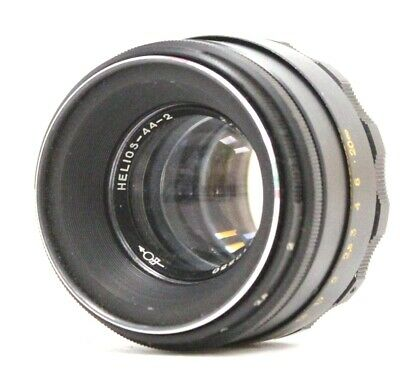 HELIOS-44-2 58mm f/2 M42 Mount Camera Lens  - S52
