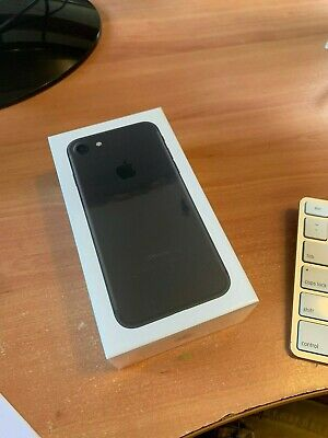 NEW IN BOX: Apple iPhone 7 - 32GB - Black (Verizon) A1660 (CDMA + GSM)