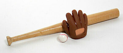 1//6 Scale Toy Rare Baseball Batting Gloved Hands
