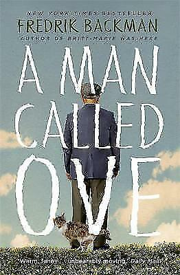 A Man Called Ove by Backman, Fredrik, Paperback Used Book, Good, FREE & FAST Del