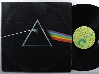 PINK FLOYD The Dark Side Of The Moon HARVEST LP new zealand gatefold **