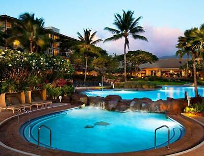 WESTIN KA'ANAPALI  OCEAN RESORT VILLAS NORTH  2 bedroom lockoff