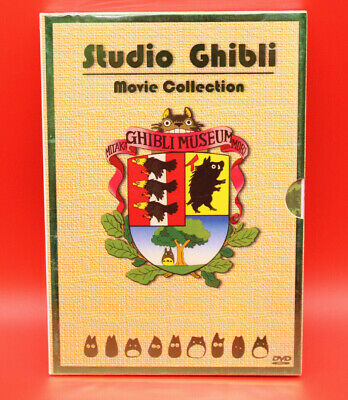 Studio Ghibli Movie Collection_Hayao Miyazaki 17 Movies_Brand New and Sealed