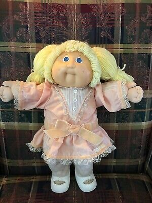 Cabbage Patch Kid — Vintage Girl