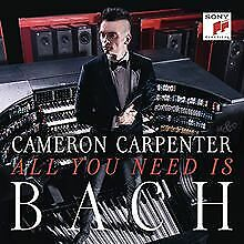 All You Need Is Bach von Carpenter,Cameron | CD | Zustand sehr gut