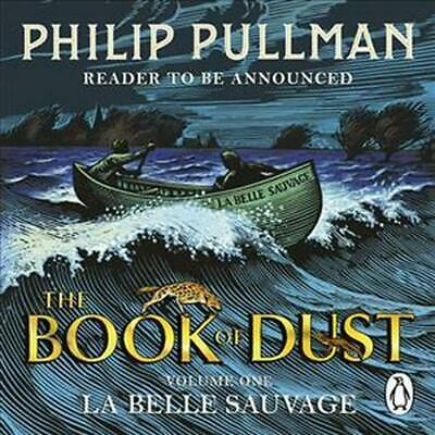 La Belle Sauvage: The Book of Dust Volume One by Philip Pullman Compact Disc Boo