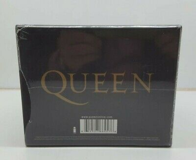 The Queen 40th Anniversary 30 CD Collector's Studio Albums Collection Box Sealed