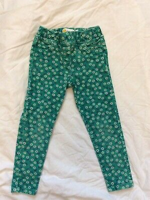 Boden Floral Cord Jeggings /trousers Vguc 4 Years