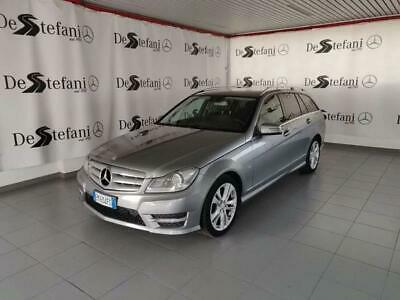 Mercedes-Benz Classe C C 220 CDI S.W. BlueEFFICIENCY Avantgarde