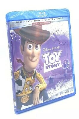 Toy Story  [2019]  Blu-ray+DVD+Digital Code; Multi-Screen Edition