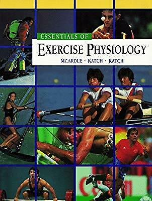 Essentials of Exercise Physiology, McArdle, William D. & Katch, Frank I. & Katch
