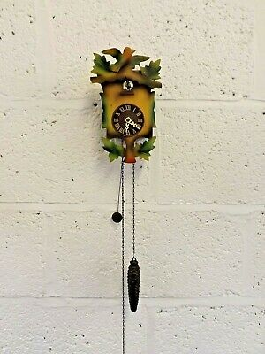 German Made Cuckoo Clock. Needs attention.   (Hospiscare)