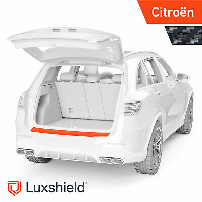 Ladekantenschutz Folie Citroën DS5 Carbon Optik