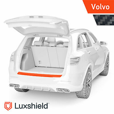 Ladekantenschutz Folie Volvo S90 Carbon Optik