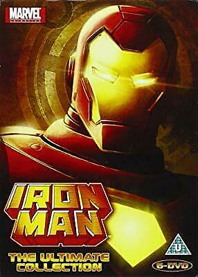 Iron Man The Ultimate Collection [DVD], , Used; Good DVD