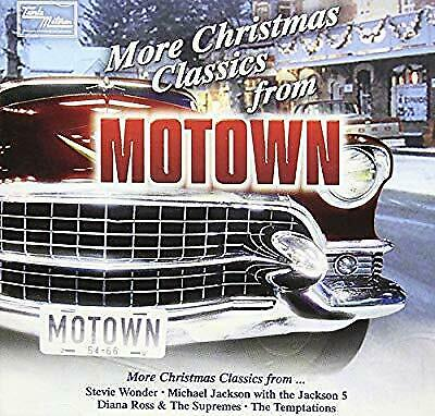 More Christmas Classics From Motown, Various Artists, Used; Acceptable CD