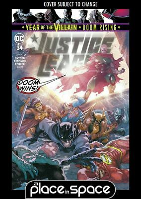 3 #32B COIPEL CARDSTOCK VARIANT VOL WK38 JUSTICE LEAGUE
