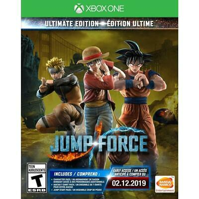 [XBOX One] Jump Force - ULTIMATE Edition - NoCd, NoKey