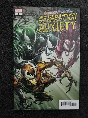 Absolute Carnage Separation Anxiety #1 1:50 Variant Nm  Comic Kings