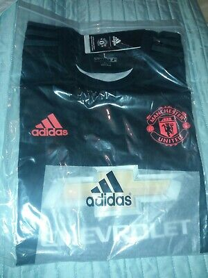 Manchester United Shirt -3rd Kit 2019/20 **NEW** Size L