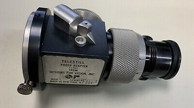Telestill Photo Camera Video Adapter For ZEISS OPMI Surgical Microscope & Others
