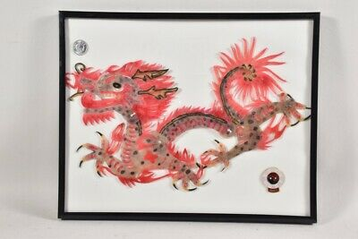 f05t62- Drache, China, Papierarbeit