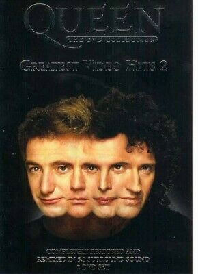 [DVD] Queen: Greatest Video Hits 2