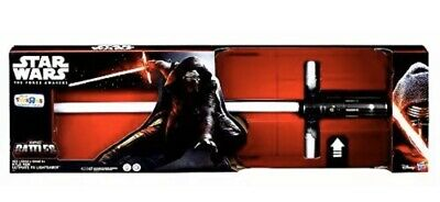Star Wars Force Awakens Kylo Ren Ultimate Fx Lightsaber - Toys R Us Exclusive