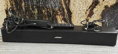 Bose Solo 5 TV Sound System Sound Bar  Bluetooth 418775 ( VERY GOOD CONDITION)