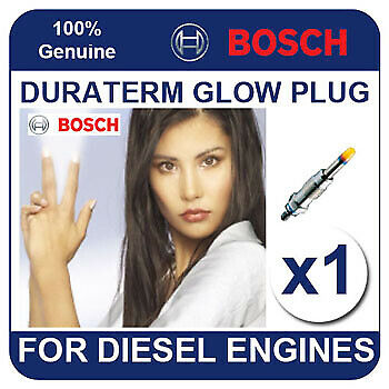 GLP103 BOSCH GLOW PLUG ISUZU Trooper 2.8 Diesel Turbo Intercooler 88-91 4JB1TC