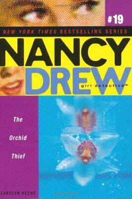 Orchid Thief (Nancy Drew) by Keene, Carolyn Paperback Book The Fast Free