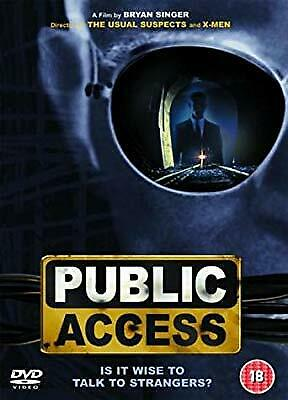 Public Access [DVD], , Used; Acceptable DVD