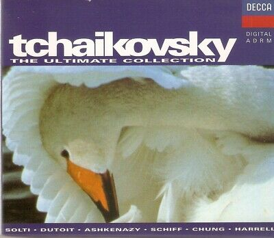 Tchaikovsky - The Ultimate Collection (5xCD Boxset 1990) Remastered