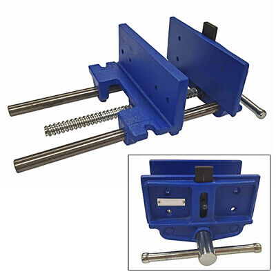 """7"""" BENCH VICE WOOD WORKERS WOODWORKING CLAMP WORK TABLE WORKSHOP 175mm WIDE"""