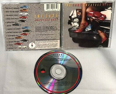 CD THE CARS Greatest Hits (Warner, CANADA, 60464) MINT