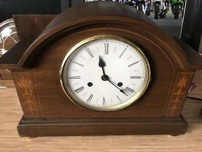 Large Vintage Tameside Mantel Clock