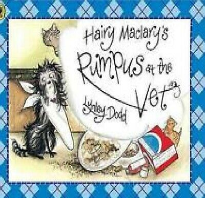 NEW - HAIRY MACLARY RUMPUS AT THE VET CD audio book DAVID TENNANT