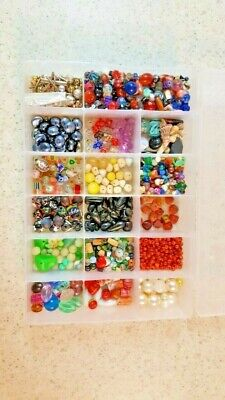 BEADS /JEWELRY MAKING/CRAFTS SUPPLIES--  lot 14 F