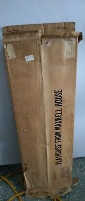 Vintage Playhouse By Maxwell House