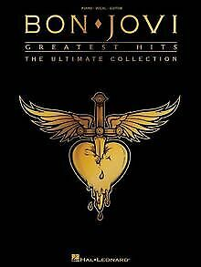 Bon Jovi: Greatest Hits - PVG. Partitions pour Piano,... | CD | Zustand sehr gut