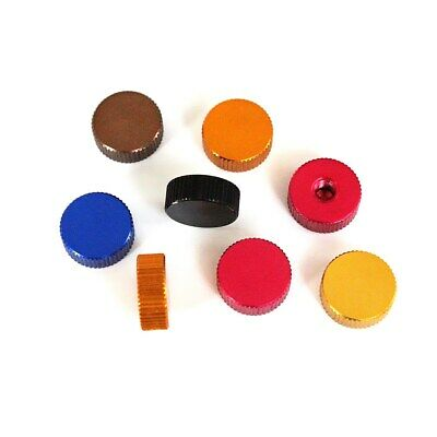 Colour Decorative Hand-Screwed Nuts Can Buy Screws To Process Different Length