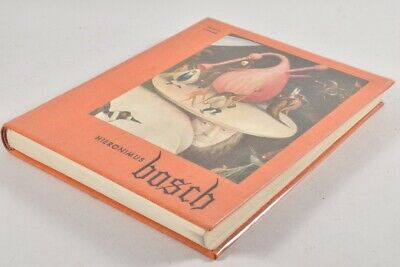 f08f21- Buch, Hieronymus Bosch, Jacques Combe
