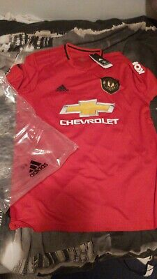 Manchester United Shirt 19/20 Maguire 5 With Tags