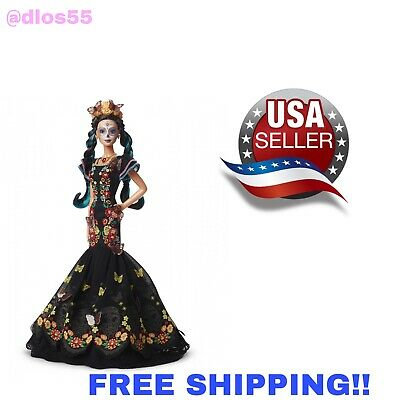 Day Of The Dead Barbie (Dia De Muertos) IN HAND READY TO SHIP!