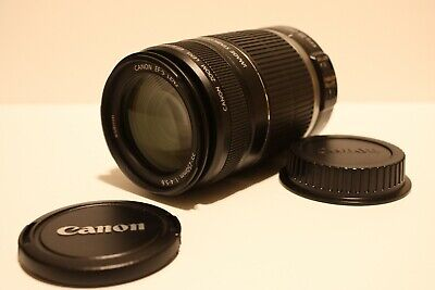 【Near Mint+】CANON EF-S 55-250mm F4-5.6 IS for EOS Digital camera from TOKYO JPN