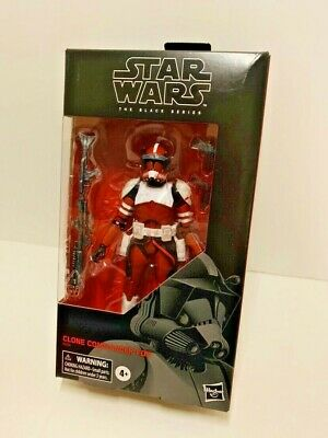 Star Wars The Black Series Clone Commander Fox  - IN HAND