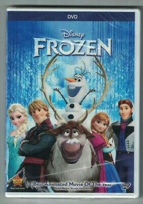 Frozen (DVD, 2014) -- NEW