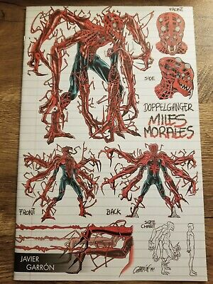 Absolute Carnage Miles Morales #1 Young Guns Garron Variant NM 1ST PRINTING!!
